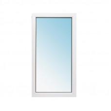 Окно глухое металлопластиковое 500 х 1000мм